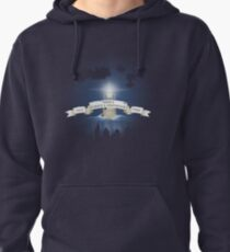 There's Always a Lighthouse Pullover Hoodie