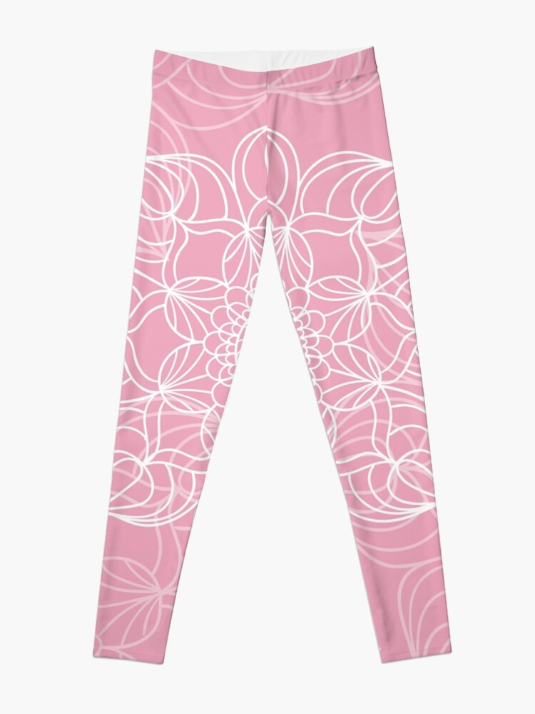 Vista alternativa de Leggings Pink mandala
