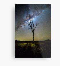 Flanagan Reserve Milky Way Metal Print