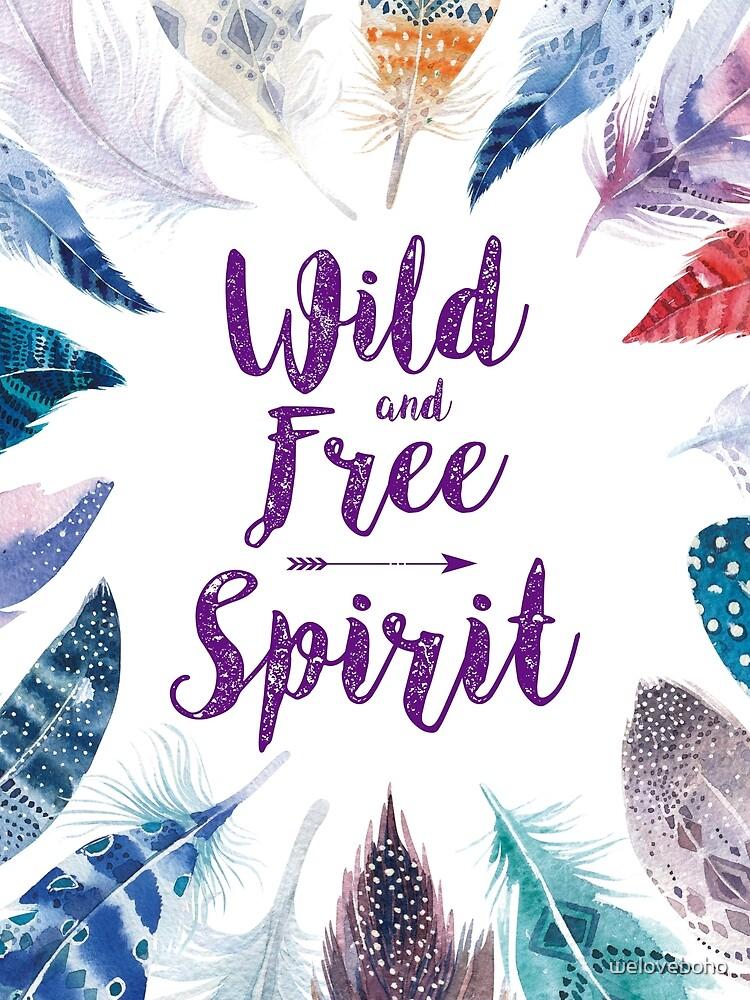 Feathers, Wild and free spirit de weloveboho