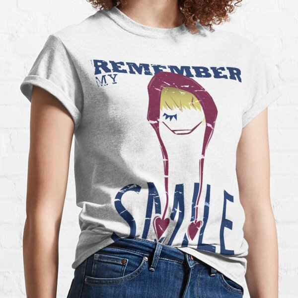 Remember my Smile Classic T-Shirt