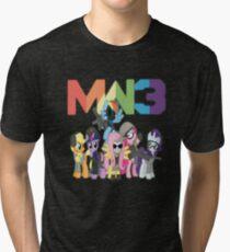 MW3 Ponies Tri-blend T-Shirt