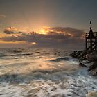 West Beach, Silloth by Brian Kerr