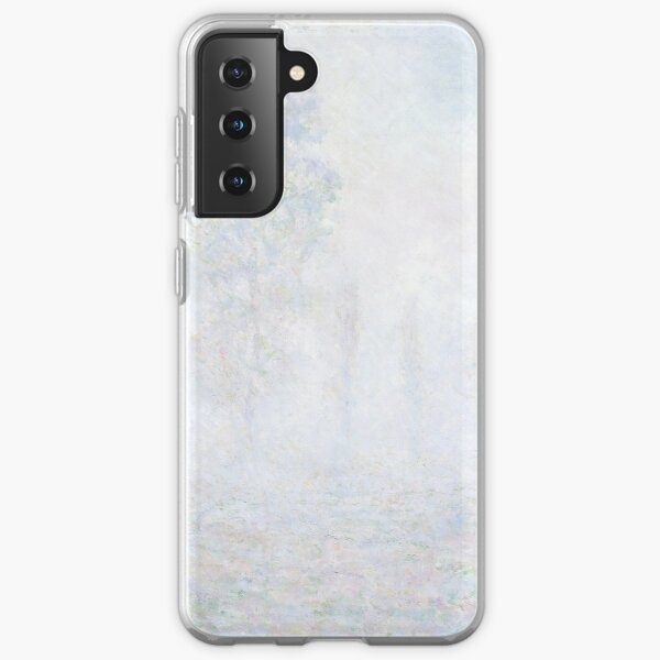 Morning Haze - Claude Monet Samsung Galaxy Soft Case