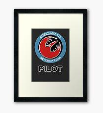 Phoenix Squadron (Star Wars Rebels) - Star Wars Veteran Series Framed Print
