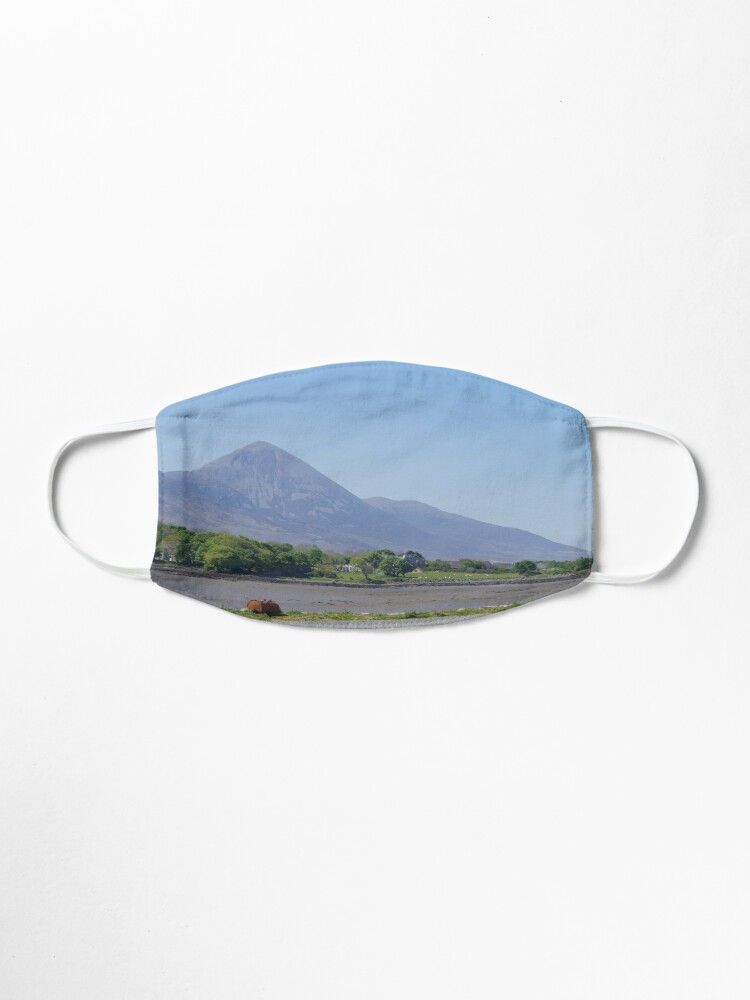 Alternate view of Croagh Patrick from Westport Quay Mask