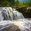 Falls of Dochart Scotland 3 by mlphoto