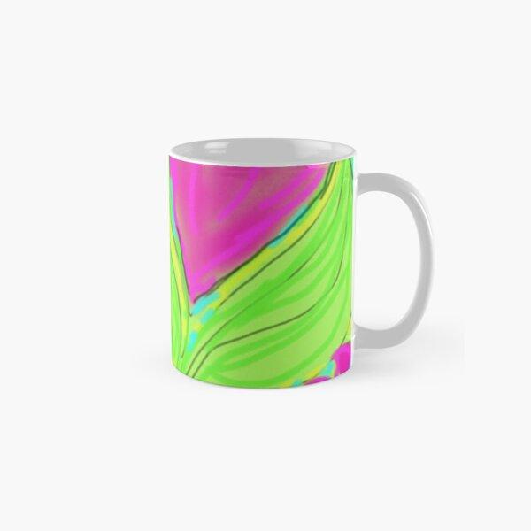 Pink Lily Classic Mug