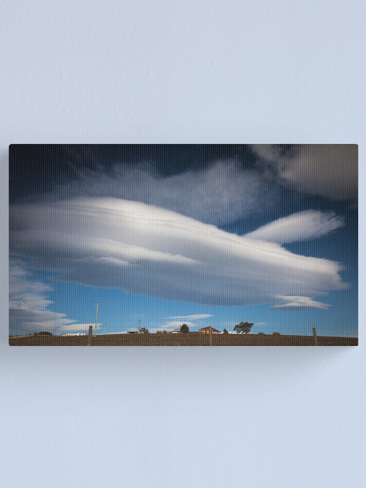 Alternate view of Lenticular Canvas Print