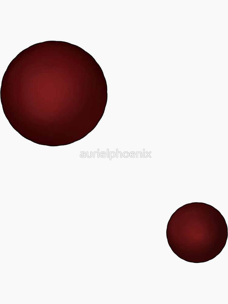 Strawberry Polka Dots by aurielphoenix