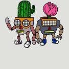 Plantoids by milkymilkface