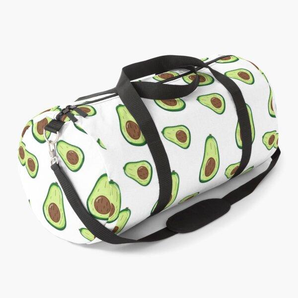 Avocado pettern Duffle Bag