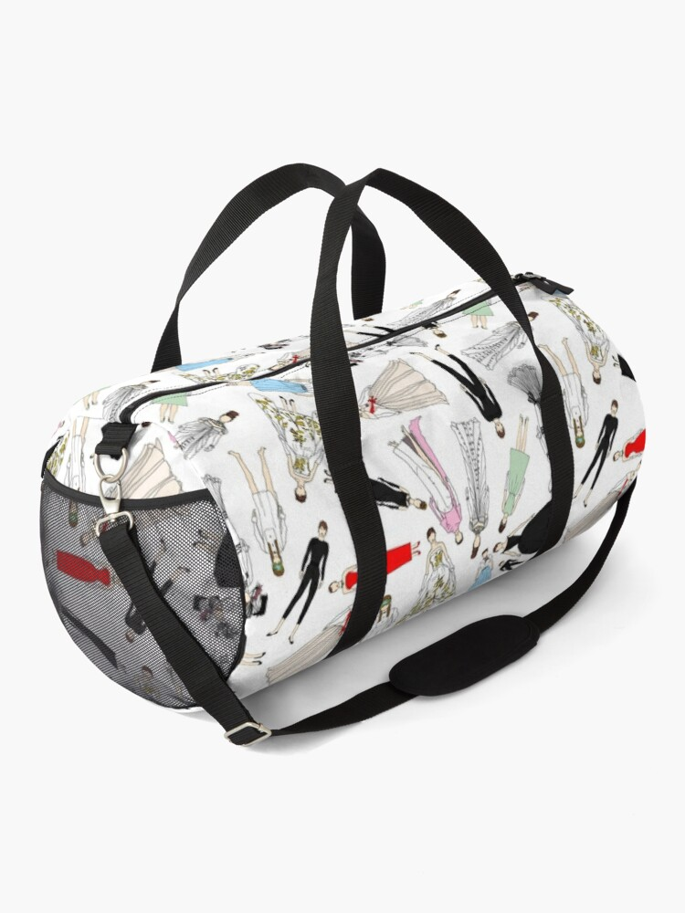 Alternate view of Audrey Scattered Duffle Bag