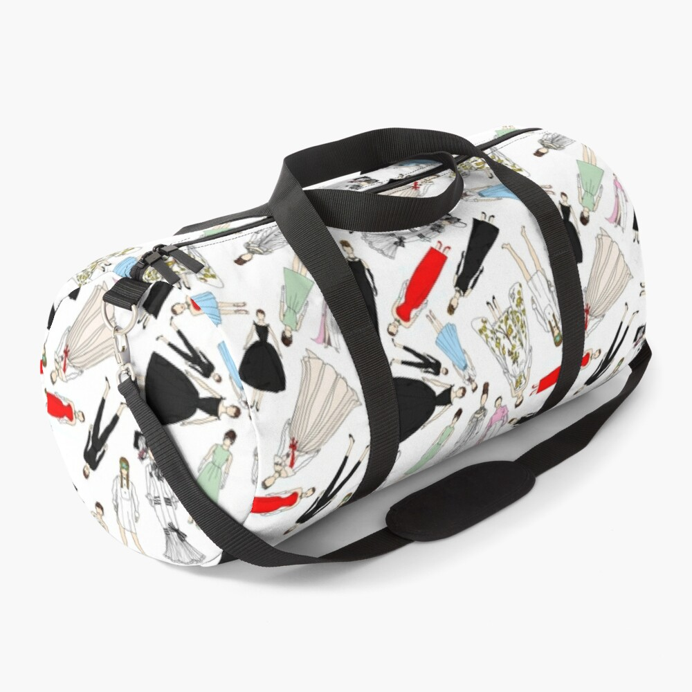 Audrey Scattered Duffle Bag