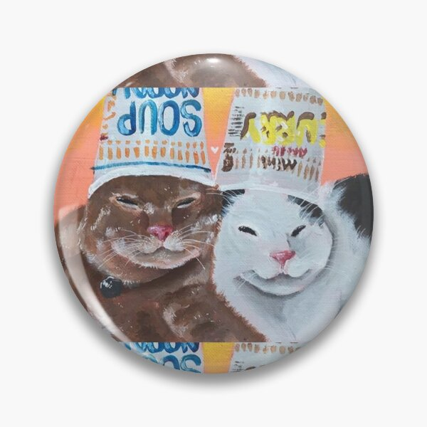 Love Cats Pin