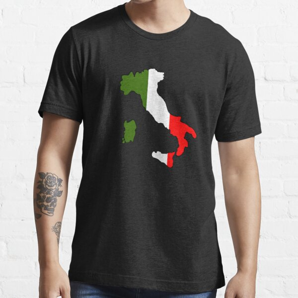 Map of Italy Essential T-Shirt