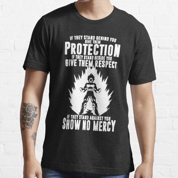 Pas de pitié végéta T-shirt essentiel