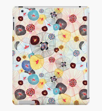 abstract pattern iPad Case/Skin