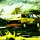 Off Road Racing by Andre Clarke