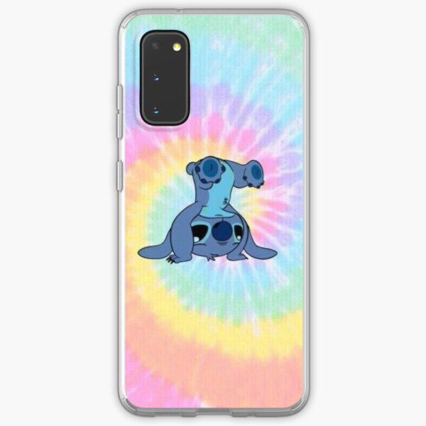 colorfull Stitch Samsung Galaxy Soft Case