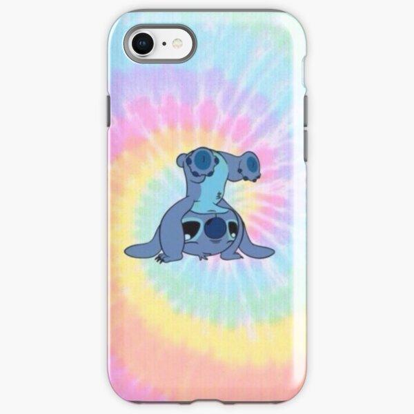 colorfull Stitch iPhone Tough Case
