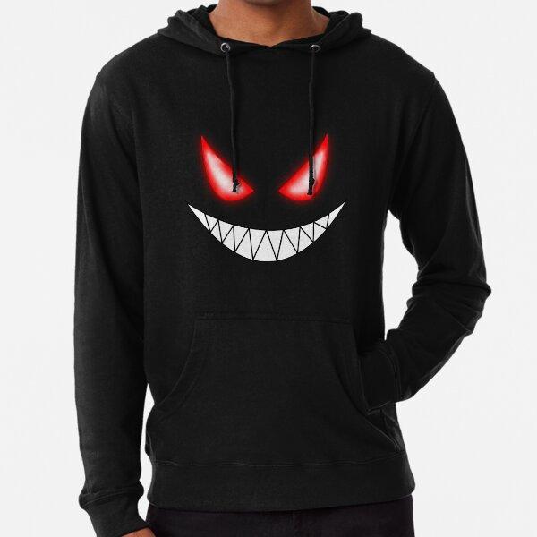 Fire Force Devil Smile Lightweight Hoodie