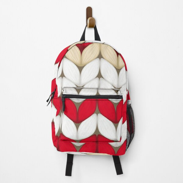 knit pattern Backpack