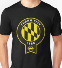 Charm City  // America League // PCGD T-Shirt