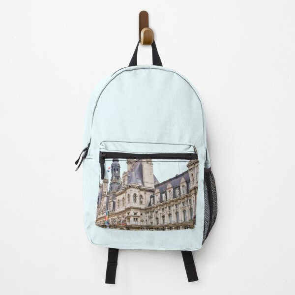 Hotel de Ville, Paris Backpack
