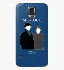 Sherlock and Watson Case/Skin for Samsung Galaxy