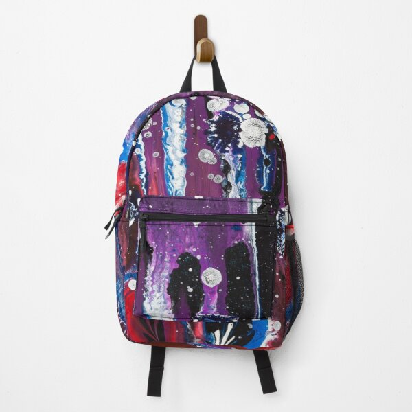 Intricate Tranquility Backpack
