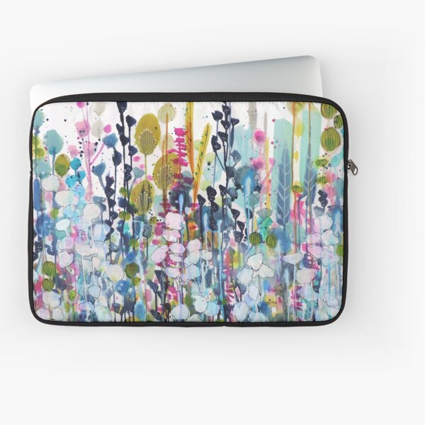 colorful side road Laptop Sleeve