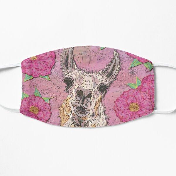 Perfectly Pink Llama Mask