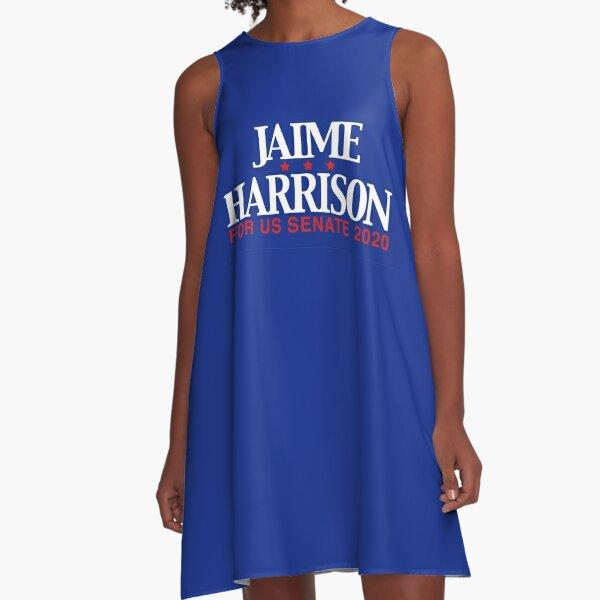 Jaime Harrison for US Senate 2020 A-Line Dress