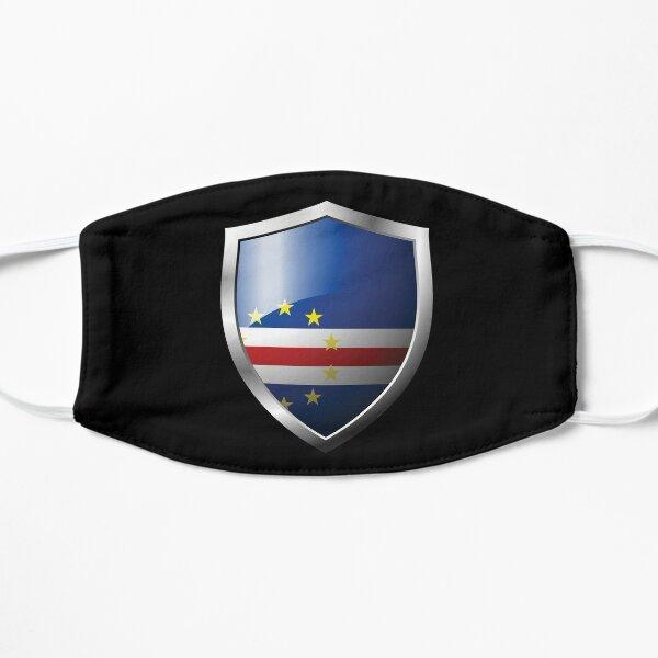Drapeau du Cabo Verde fort Bouclier Pays Masque taille M/L