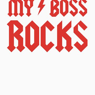 My Boss Rocks! by racooon