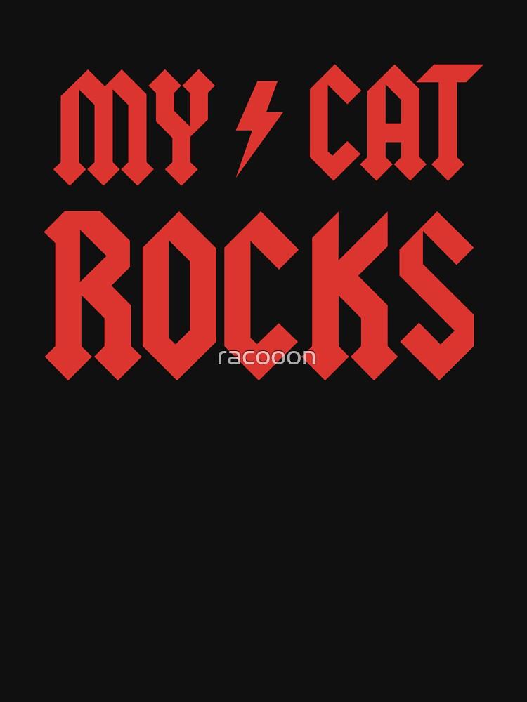 My Cat Rocks! by racooon