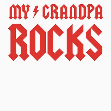 My Grandpa Rocks! by racooon