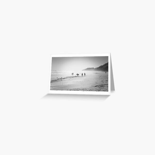 playa santa teresa. Greeting Card
