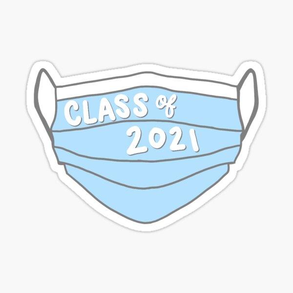 Class of 21 Sticker