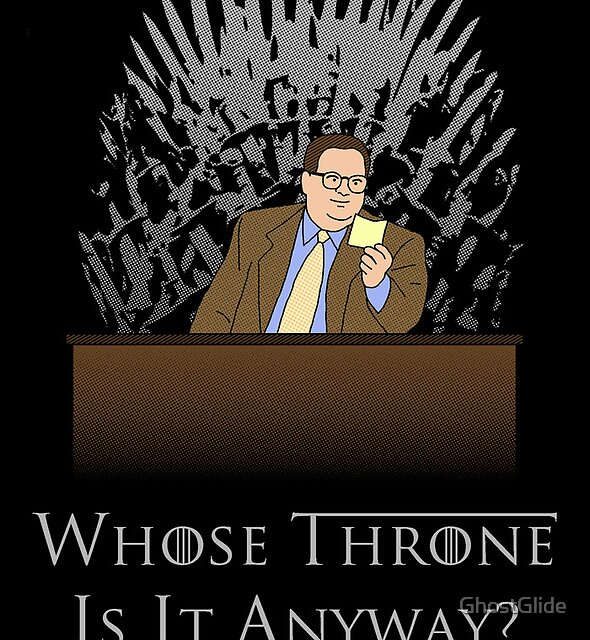 Whose Throne Is It Anyway? by GhostGlide