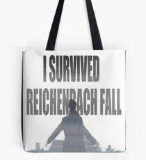 Reichenbach Fall Tote Bag