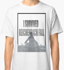 Reichenbach Fall Classic T-Shirt