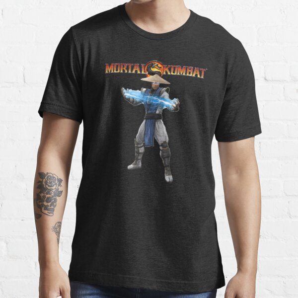 Lord Raiden The Eternal God of Thunder Essential T-Shirt