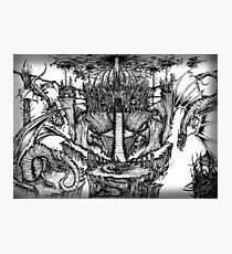 Dragon Kingdom Photographic Print