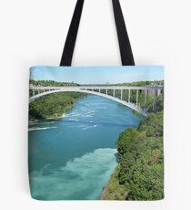 Mighty Niagara Tote Bag