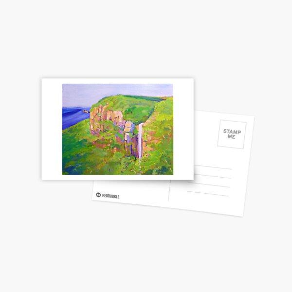 Govetts Leap ,Blue Mountains Australia. Postcard