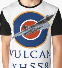 Vulcan Bomber XH558 Graphic T-Shirt