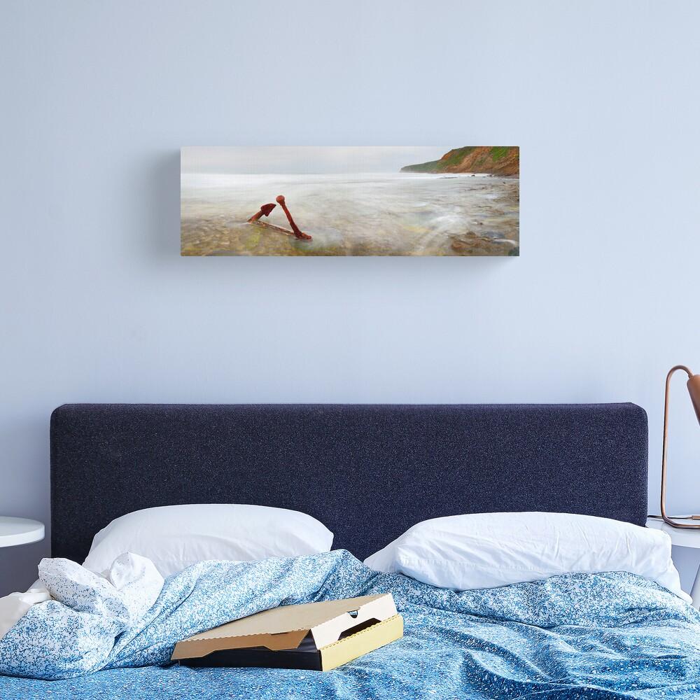 Marie Gabrielle Anchor, Shipwreck Coast, Victoria, Australia Canvas Print