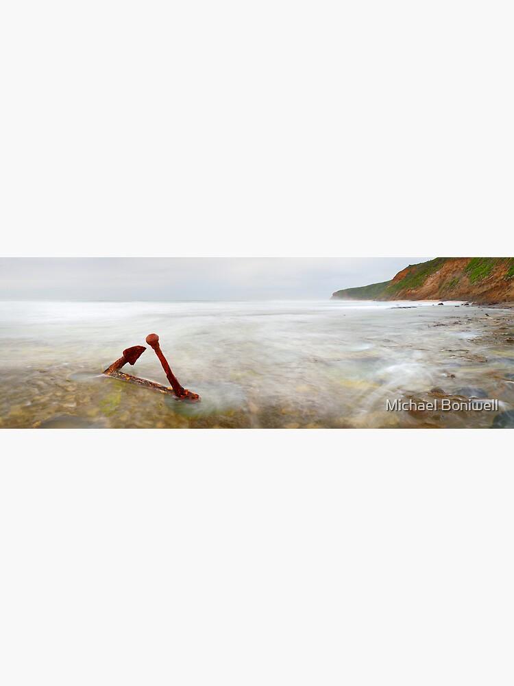 Marie Gabrielle Anchor, Shipwreck Coast, Victoria, Australia by Chockstone